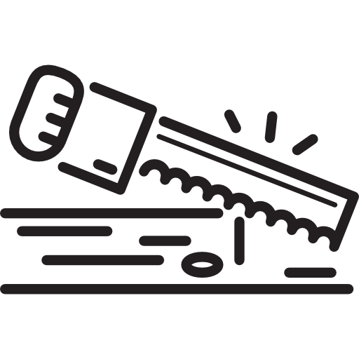 wood-saw